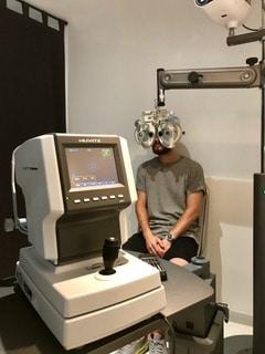 Atelier et salle d'examen de vue Lyon